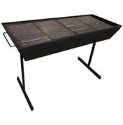 Stor grill 50 x 150 cm
